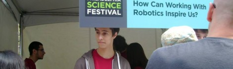 My Experience at the Philly Science Festival