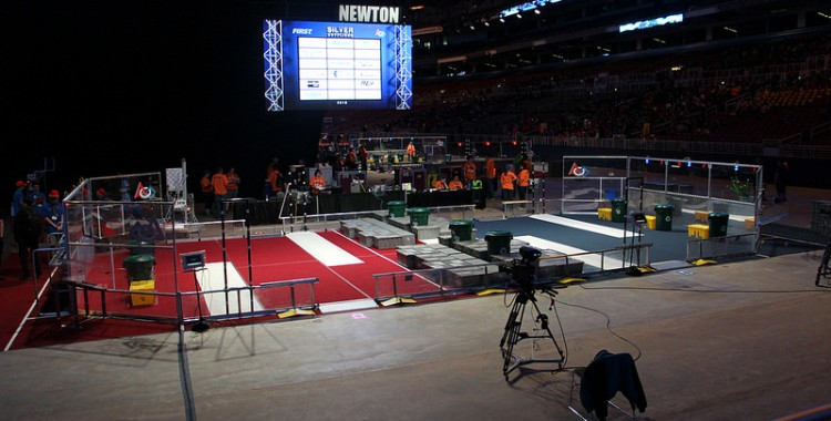 Worlds Competition at St. Louis, Missouri